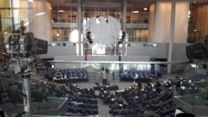 Berlin Bundestagsdebatte